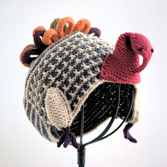 ae50669286a Little Turkey Baby Hat